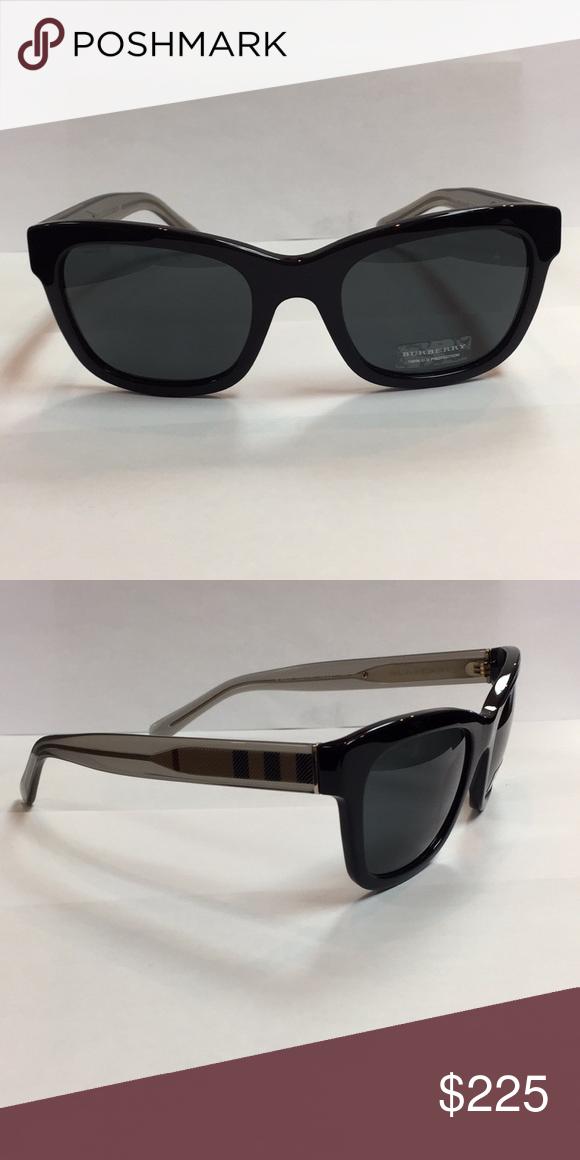d29c1541a2c5 Burberry-B4200 size 52 3001 87 Men s Sunglasses Burberry Men s Sunglasses  Brand New Comes