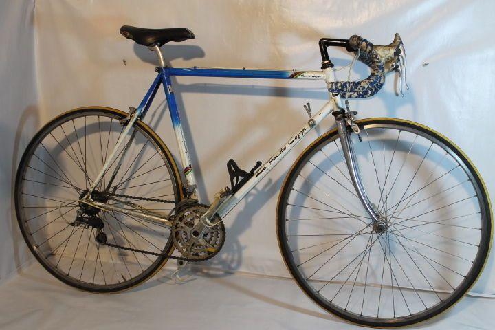 Fausto Coppi Tecnotrat Stellare Shimano Bici Corsa Vintage Racing