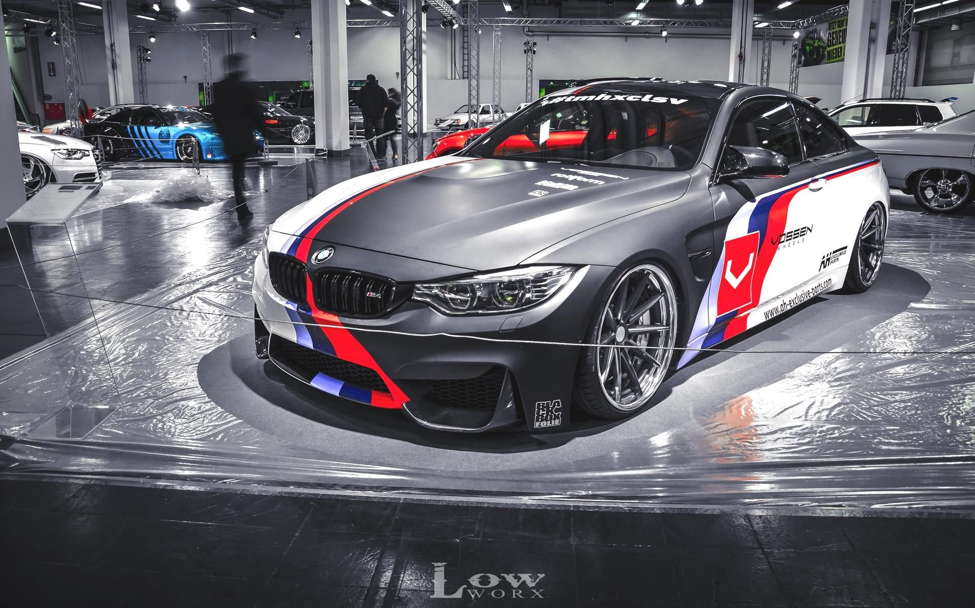 Wide Asymmetric M Stripes On Bmw We Collect And Generate Ideas Ufx