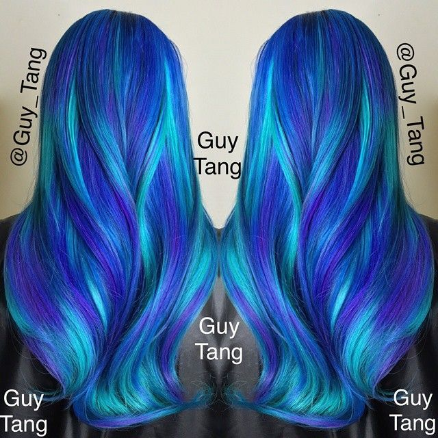 Absolutely stunning hair colors by Guy Tang! in 2019 | My ...