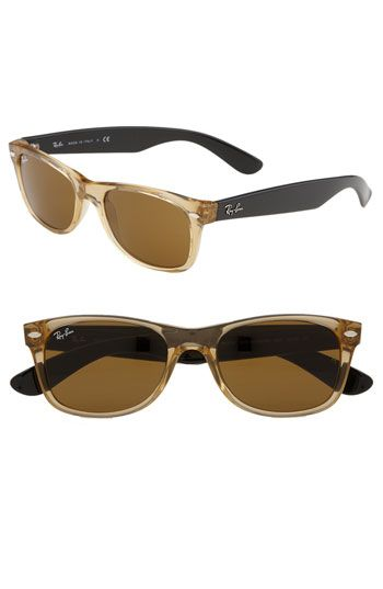 b6d31f3065e8 Ray-Ban 'New Small Wayfarer' 52mm Sunglasses available at #Nordstrom ...
