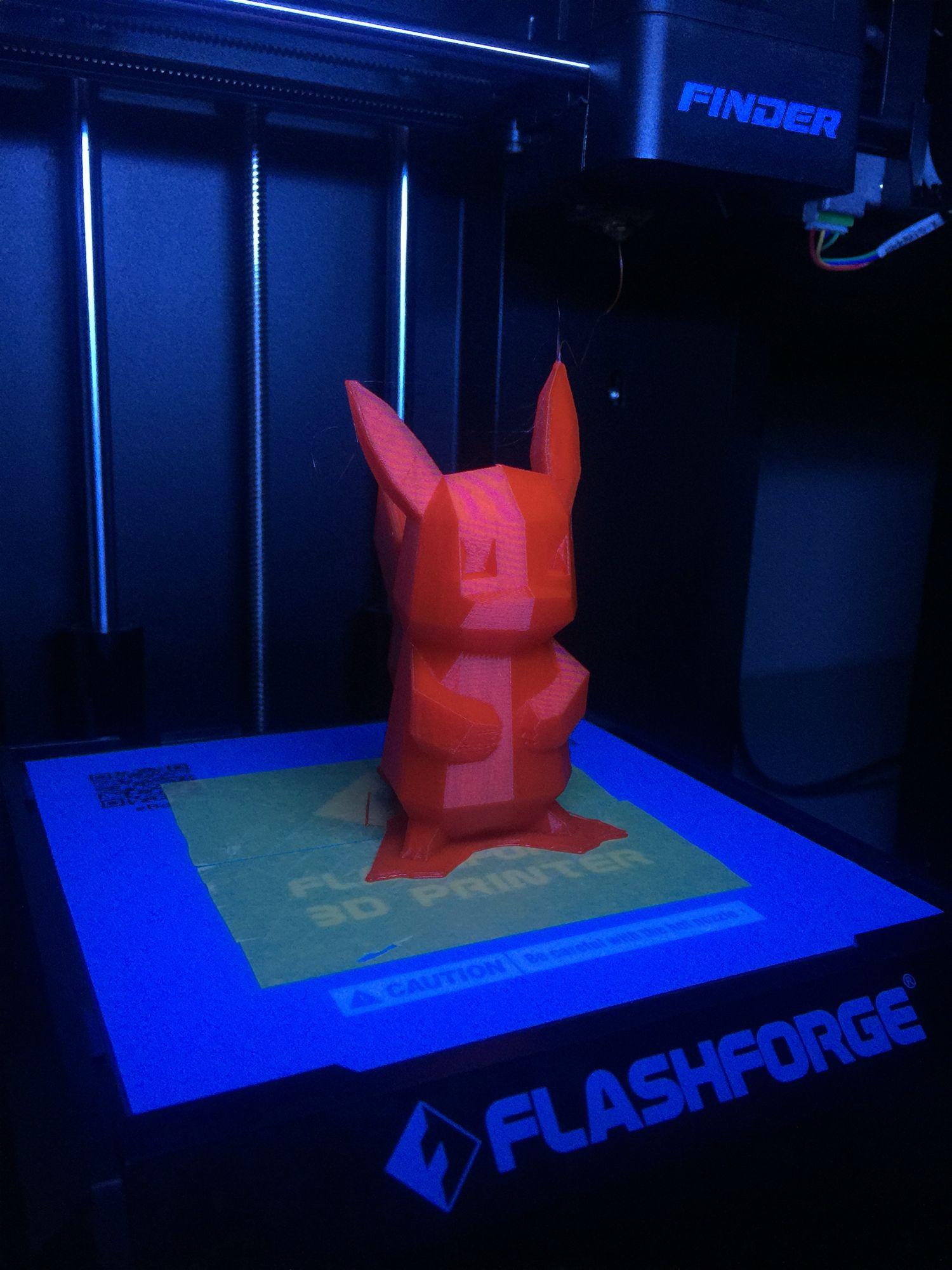 Prototipazione con Flash Forge di cui siamo rivenditori! http://store.bilcotech.it/stampanti/fdm/flashforge.html