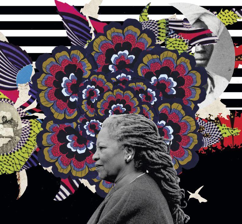 Da linguagem que cega para a que faz enxergar. Relações entre o que fala Toni Morrison e a literatura das escritoras negras. Texto: Carol Almeida. Ilustração: Karina Freitas. Suplemento Pernambuco, edição 121, março de 2016.