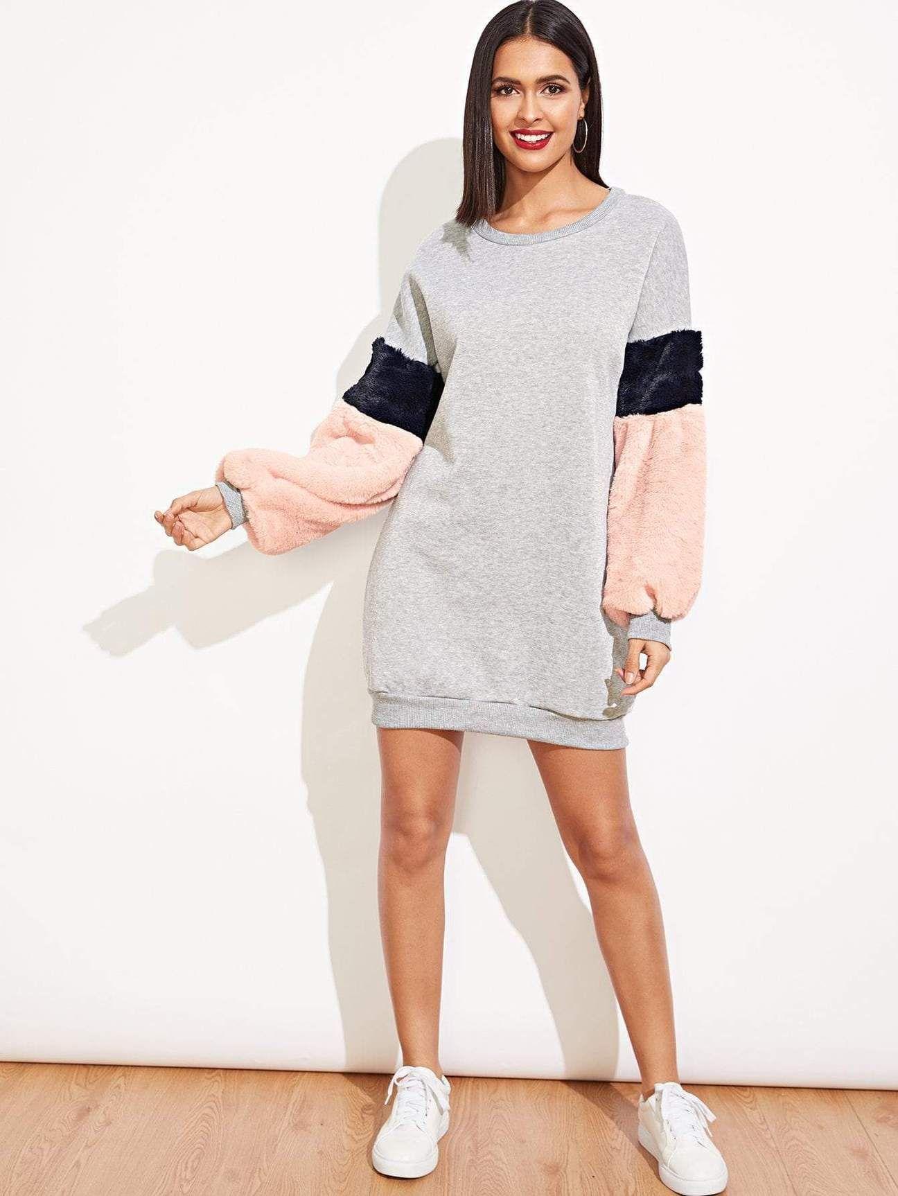 Compra Ropa Para Mujer En Tallas Grandes Y Regulares Vendemos Tal Por Mayor Con Los Mejores Precios Del Mercado Vestid Vestido Camiseta Sudadera Vestido Ropa