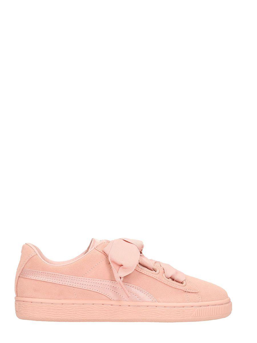 ec73b59cd6dd PUMA SUEDE HEART EP SNEAKERS.  puma  shoes