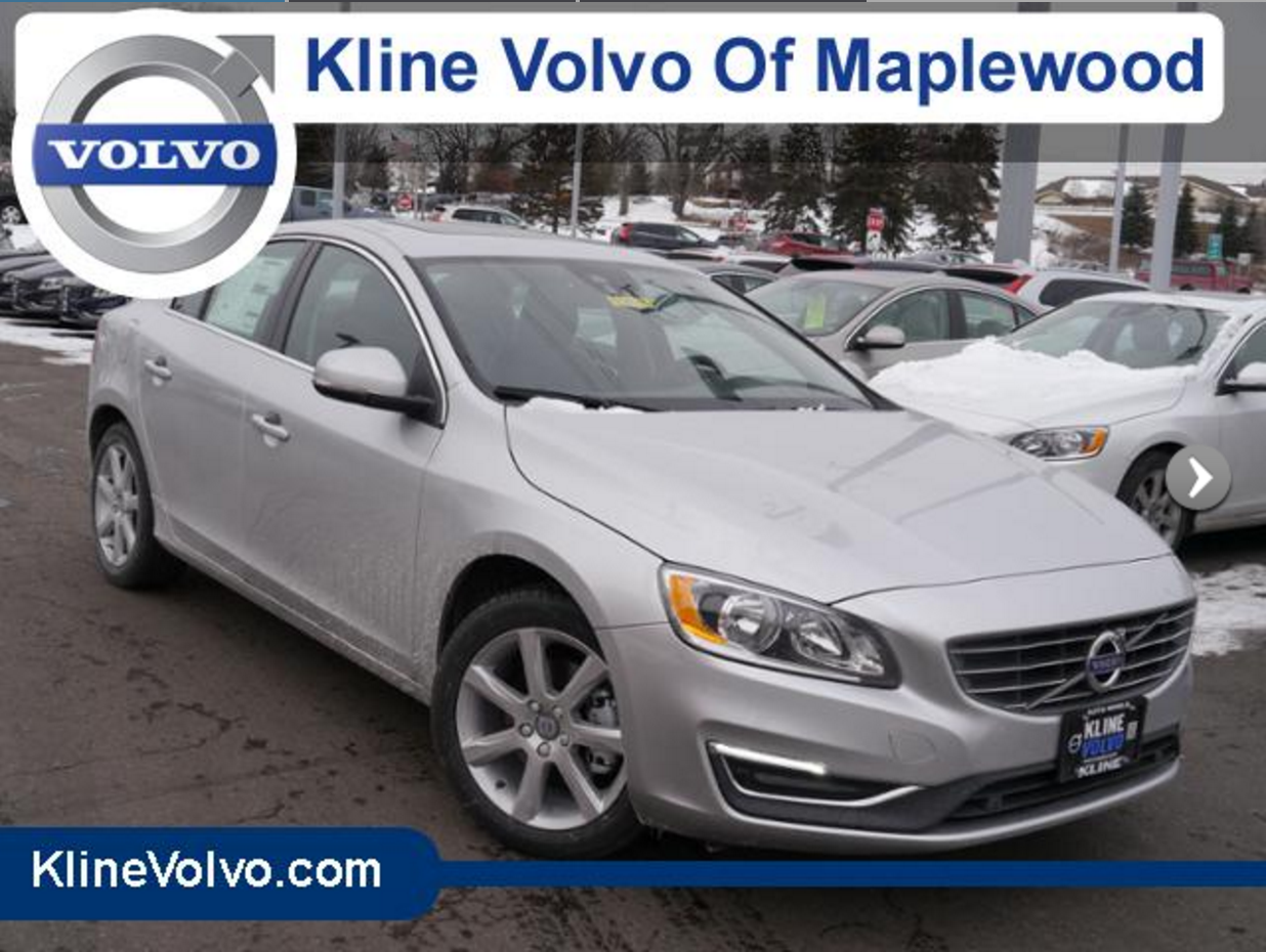 For Sale At Kline Volvo Of Maplewood New Volvo