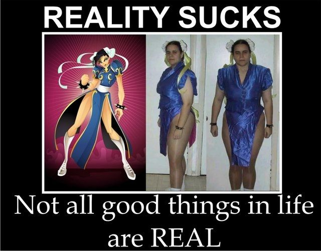 Reality Sucks Funny Pictures Funny Photos Funny Images Funny