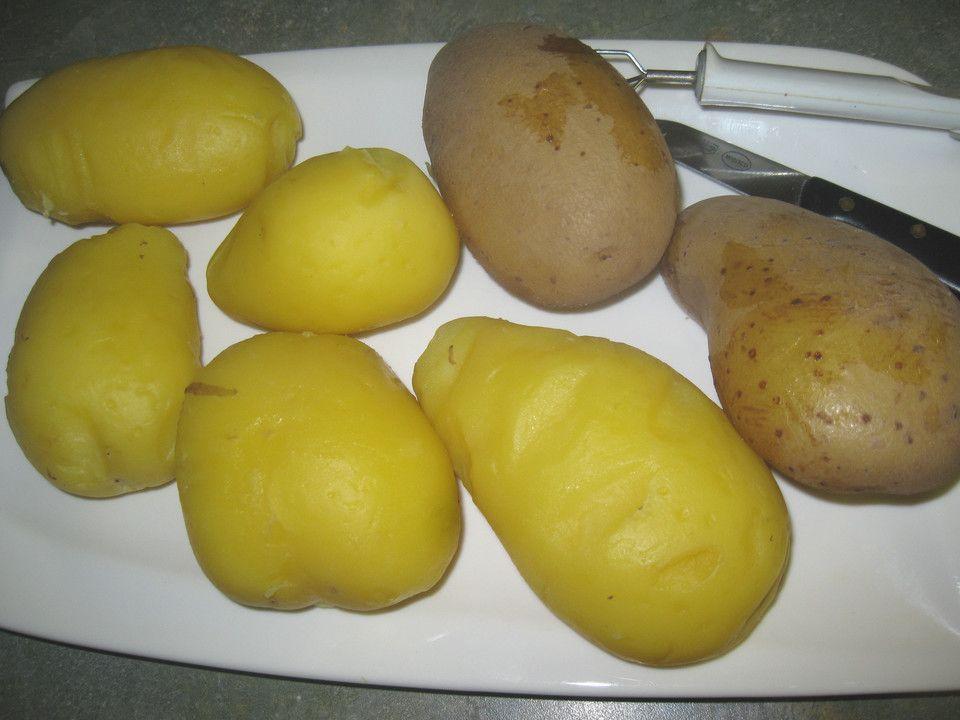 Pellkartoffeln Rucki Zucki Rezept Rezepte Pellkartoffeln Lebensmittel Essen