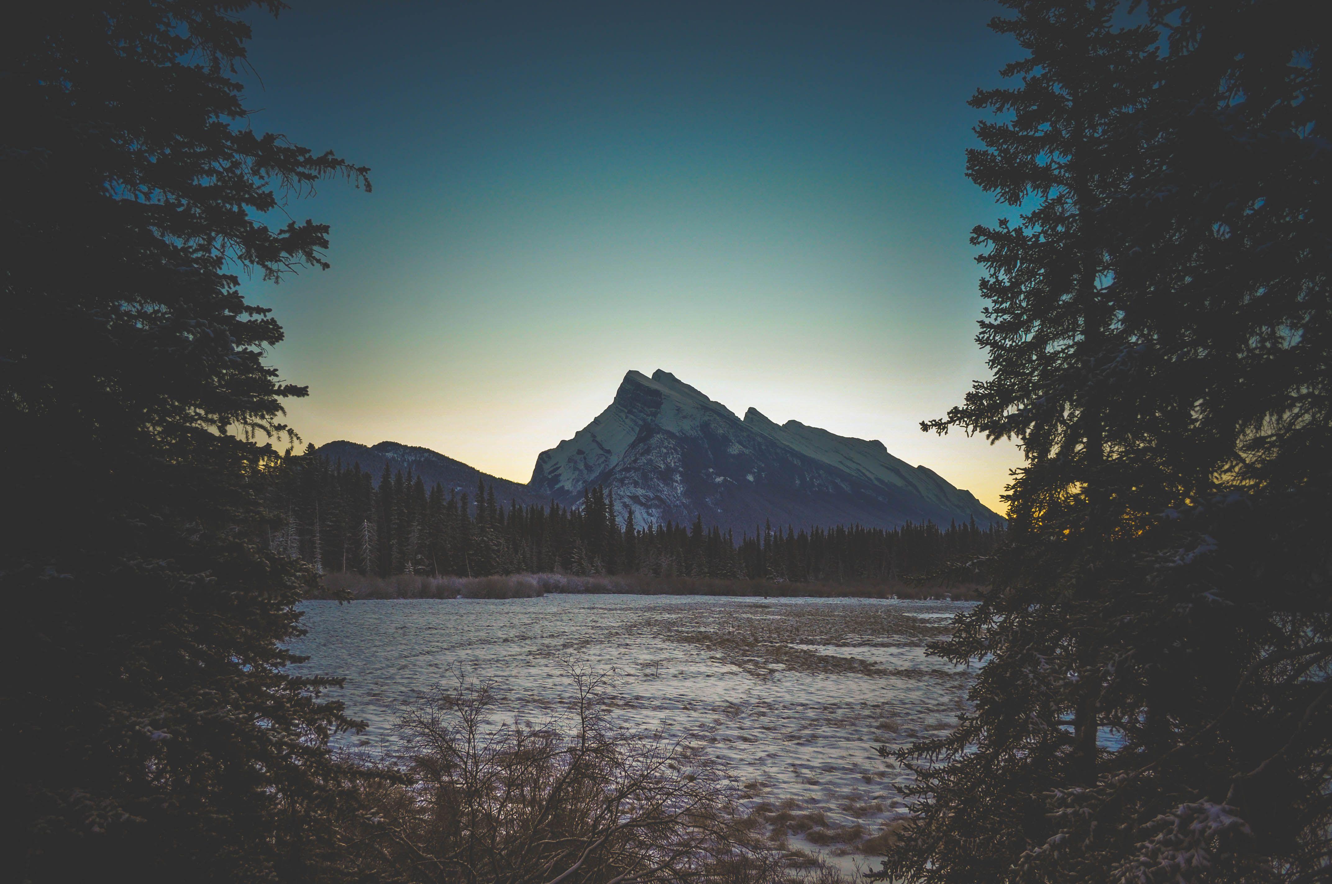 Mount Rundle [4288x2848][OC]