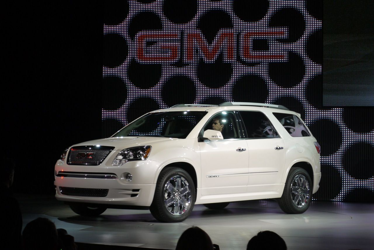 I Love My Gmc Acadia Denali My Business Is What Allows Me To