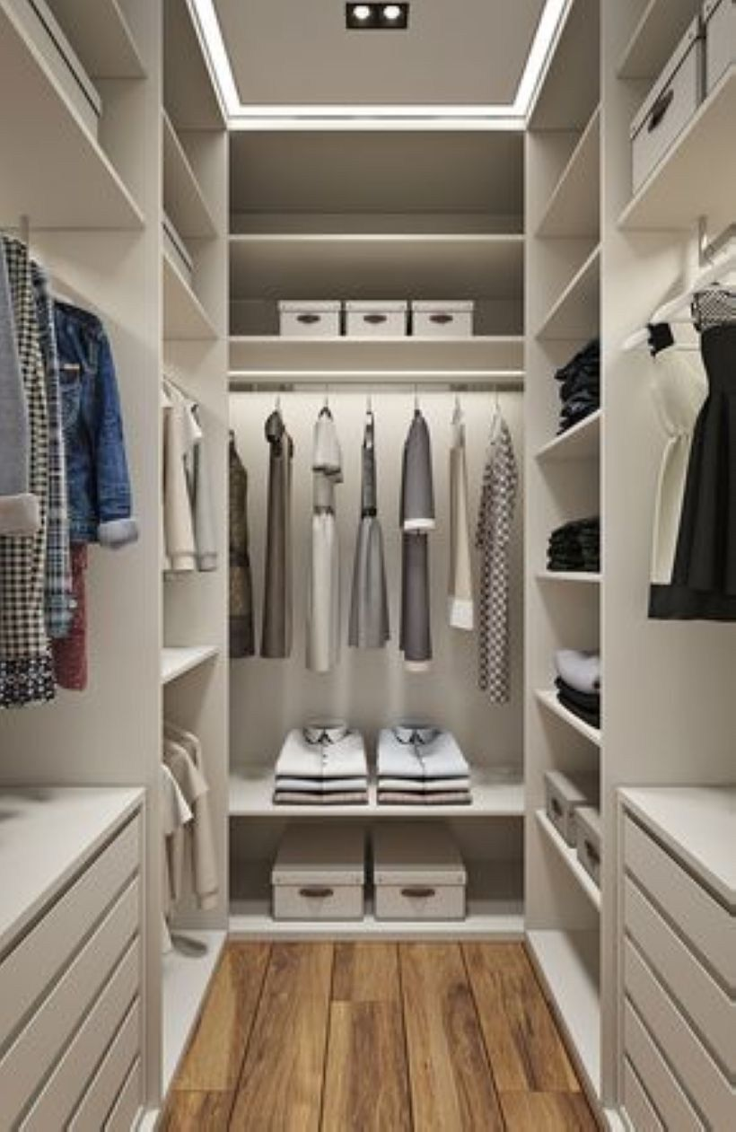 52 Wardrobe Designs You Can Try To Store All Your Clothes – …