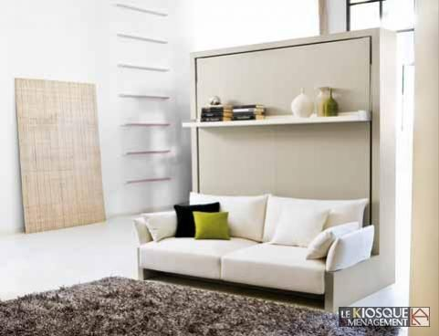 lit escamotable avec banquette 1http www. Black Bedroom Furniture Sets. Home Design Ideas