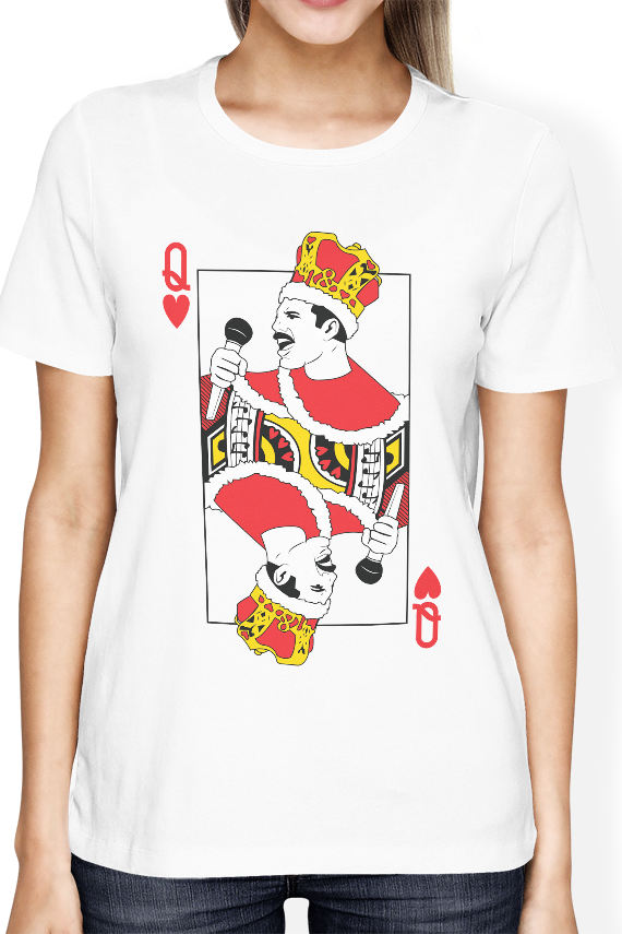 Are You Ready Freddie Mercury T-shirt T-shirts Fanartikel & Merchandise Queen