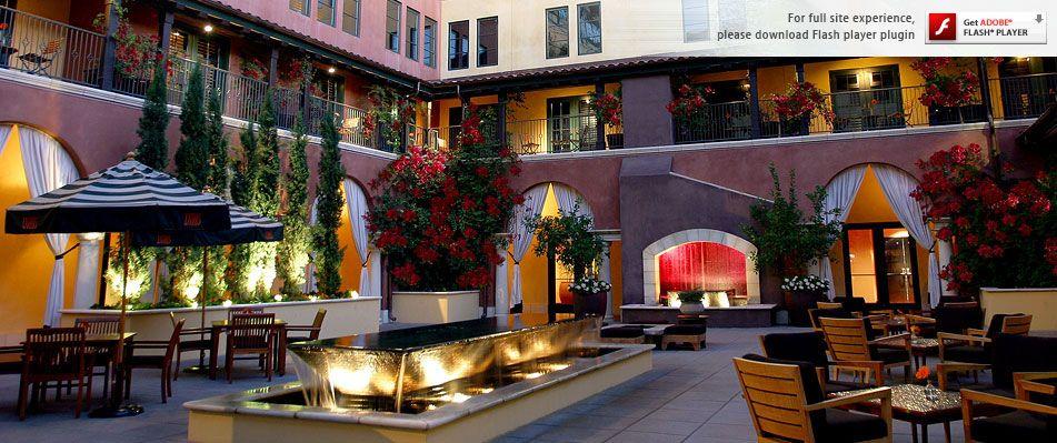 Hotel Valencia At Santana Row Hotel Specials Hotel Historic Hotels