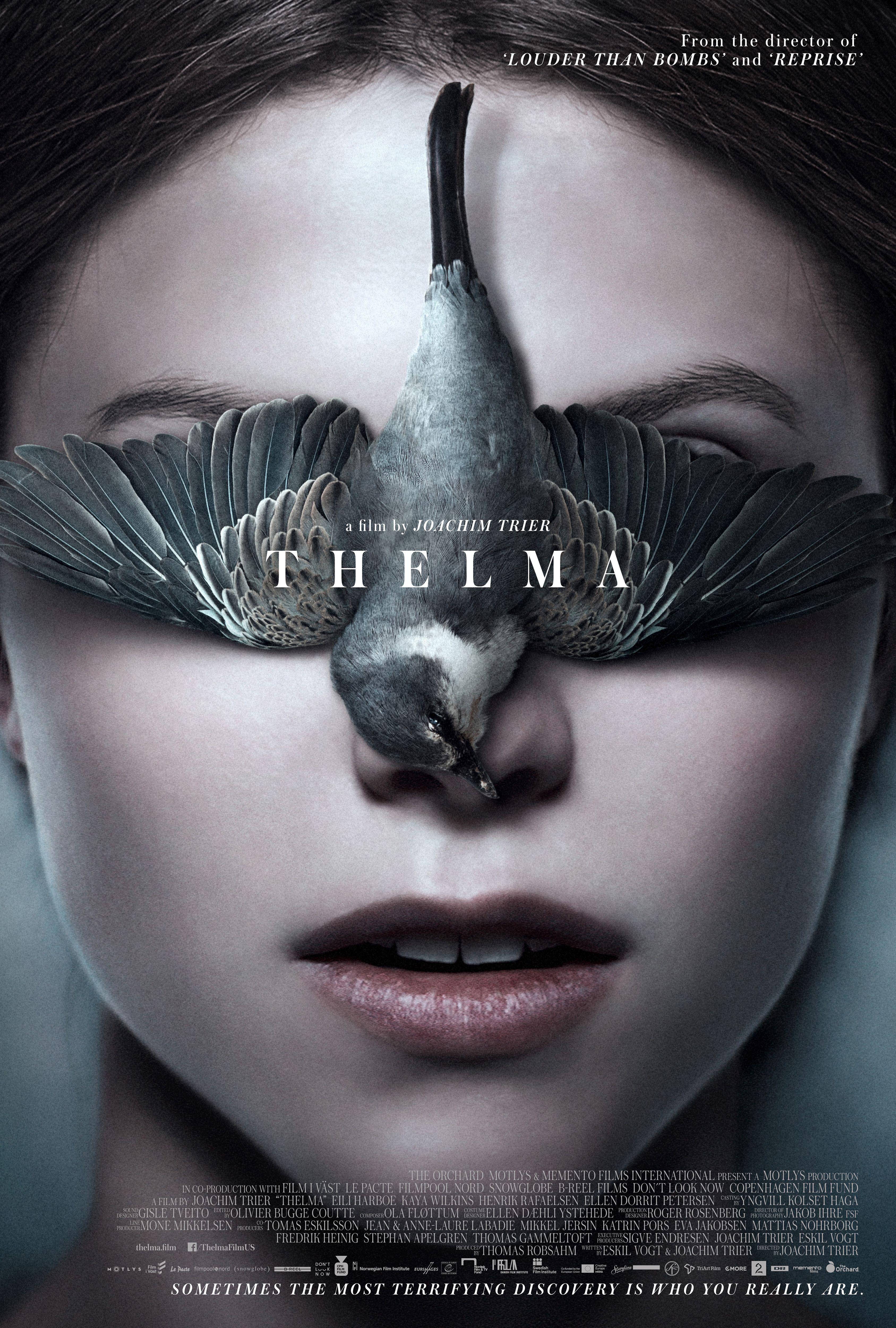 Thelma. I think I found my new favorite film.