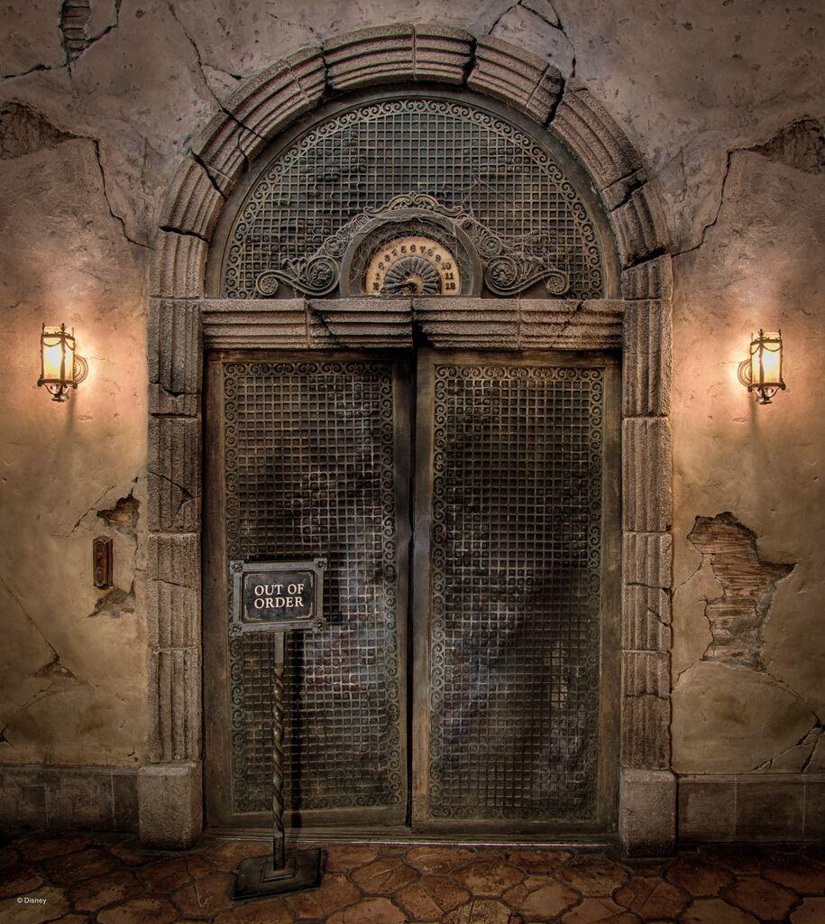Elevator Disney Tower of Terror