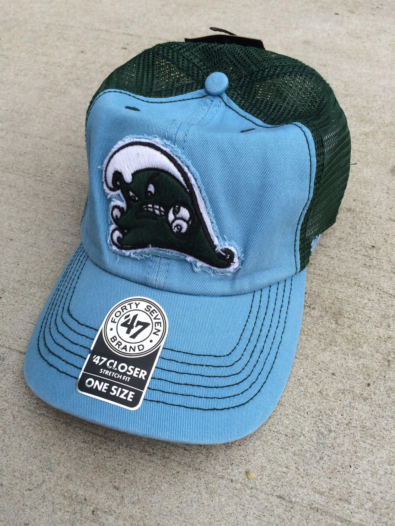 4c93a3c9ad30c Tulane Gumby Mesh Trucker Hat