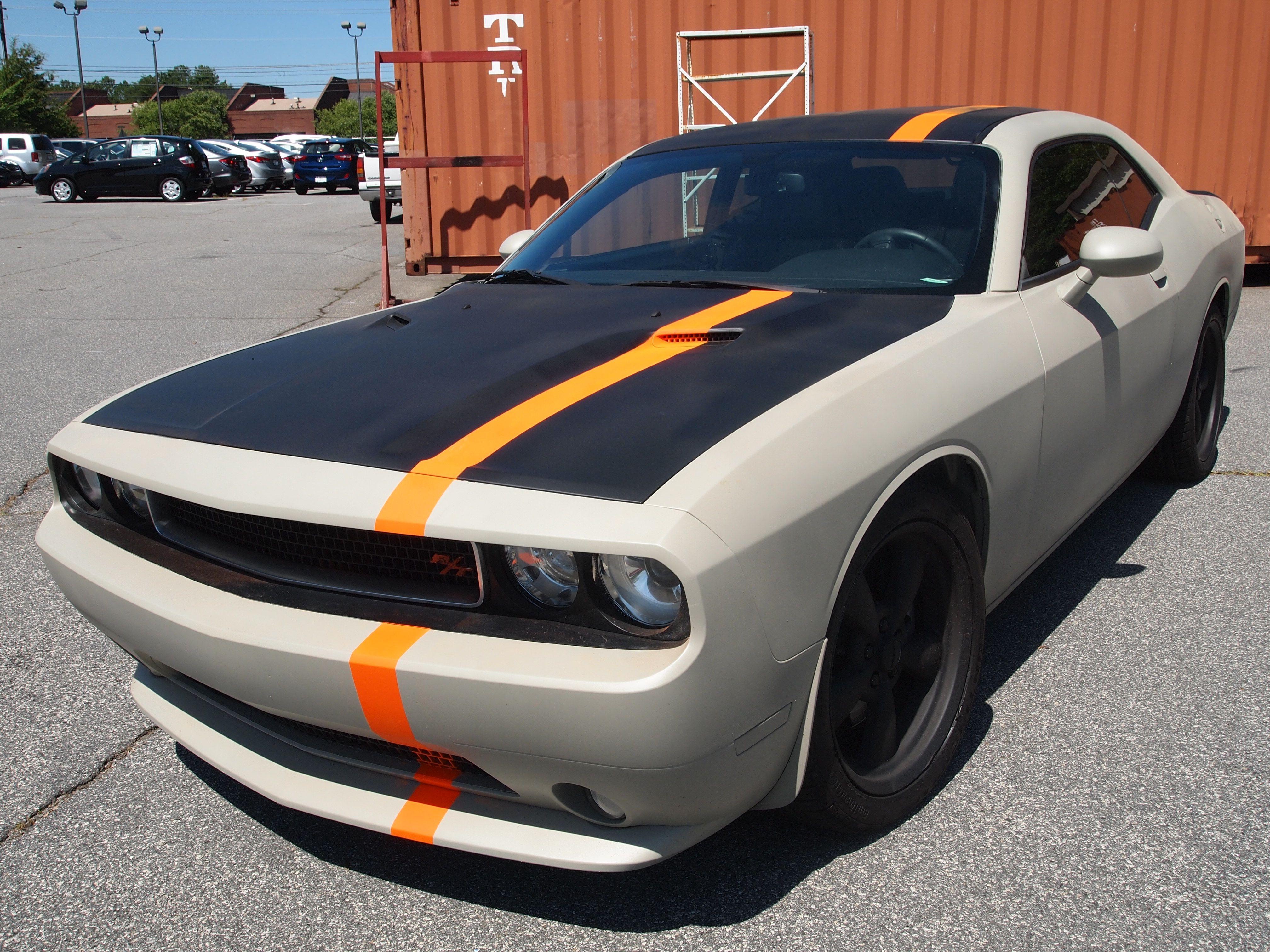 Plasti Dip Makeover 2012 Dodge Challenger R T New Dodge