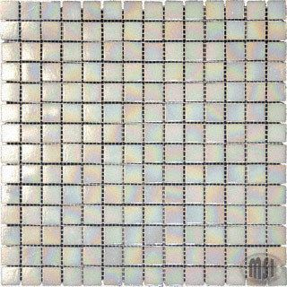 Mediterranean Pearl 3 4x3 4 12x12 Sheet Mosaic Glass Glass Mosaic Tiles Mosaic Tiles