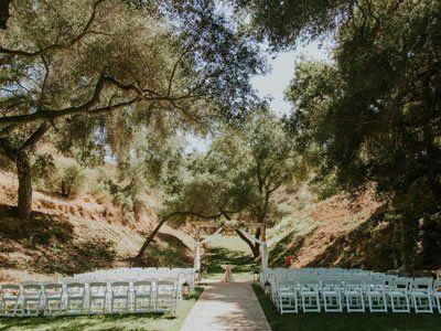 Los Willows Wedding Estate San Diego Wedding Location Fallbrook
