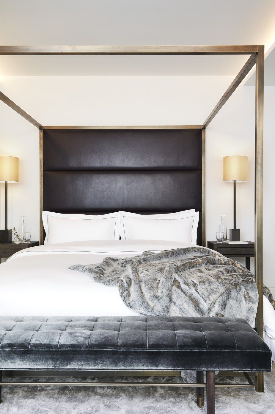 Interior Design Firm On Bedroom Designs: You Can Now Live Inside The Iconic Hempel Hotel