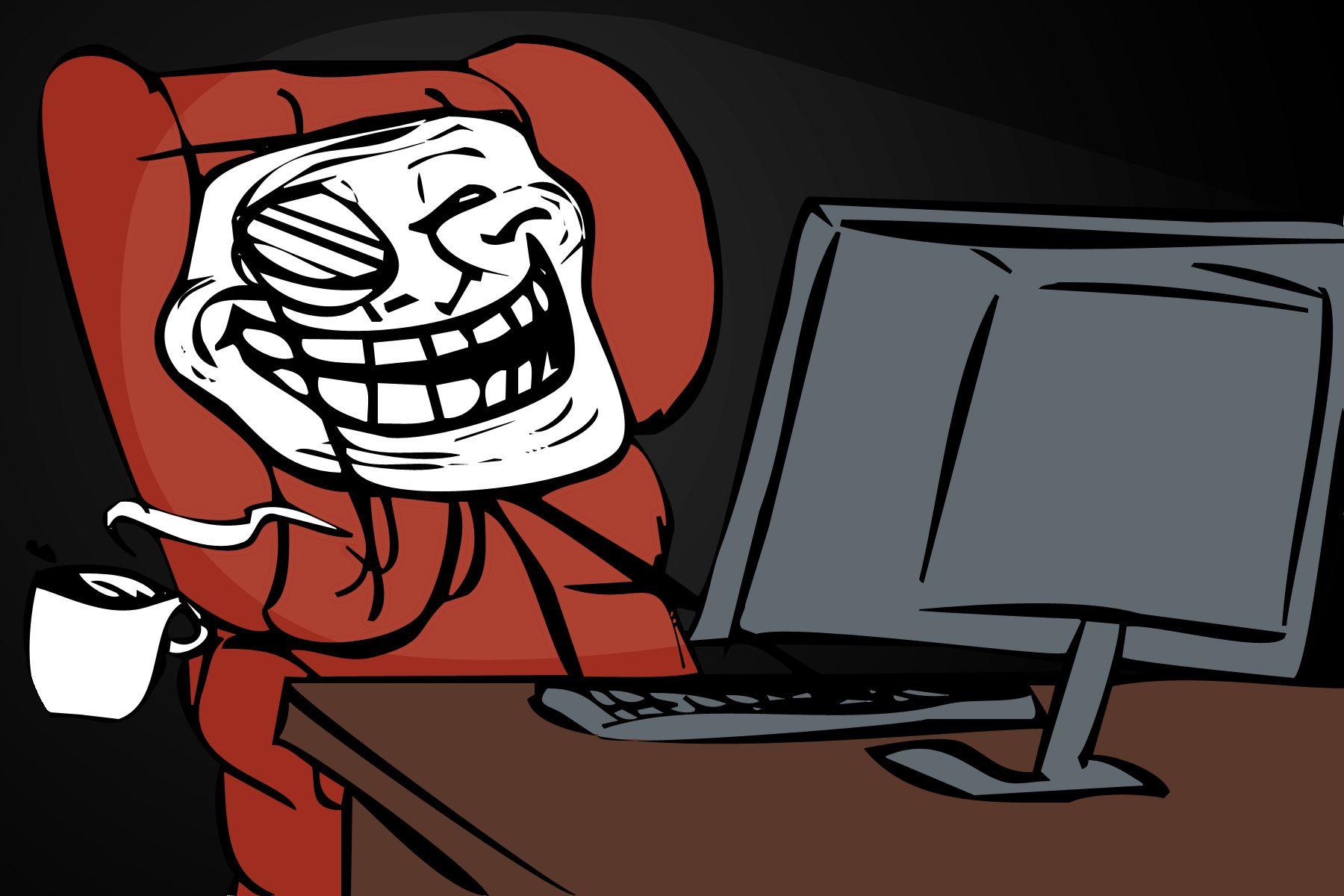 Agariofr humor - funny wallpaper | meme | funny, troll, troll face