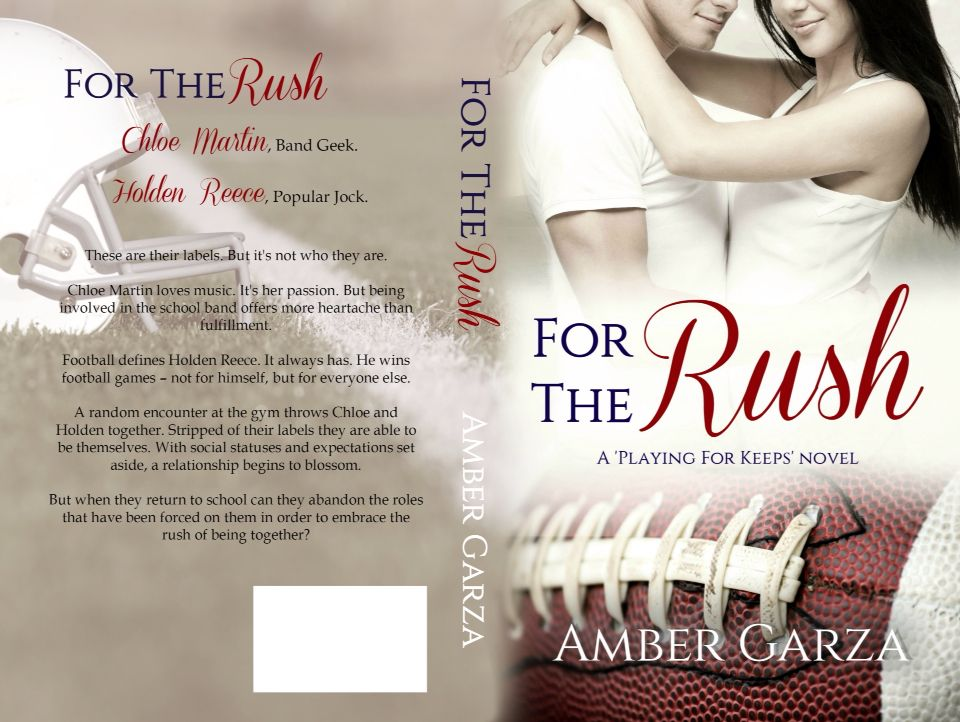 Cover Reveal: For the Rush By Amber Garza  http://kcbreviews.blogspot.com/2015/02/for-rush-by-amber-garza.html?m=1
