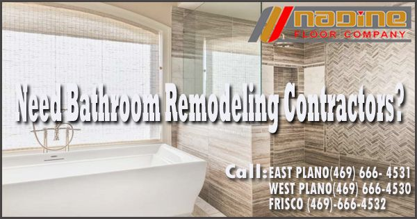 Plano, TX Bathroom Remodeling Contractors | Bathroom ...