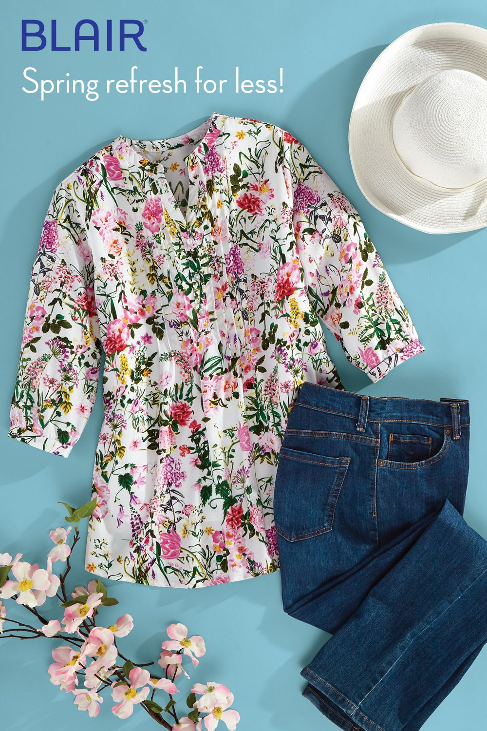 Spring Refresh  Trendy fashion tops, Fashion, Clothes for women