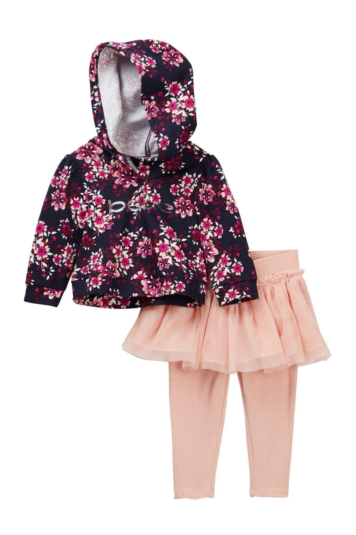 ce0d7c3cc0b4 Floral Hoodie 2-Piece Set (Baby Girls)  babygirlhoodie