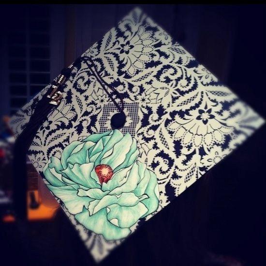 Paper Cap Decoration