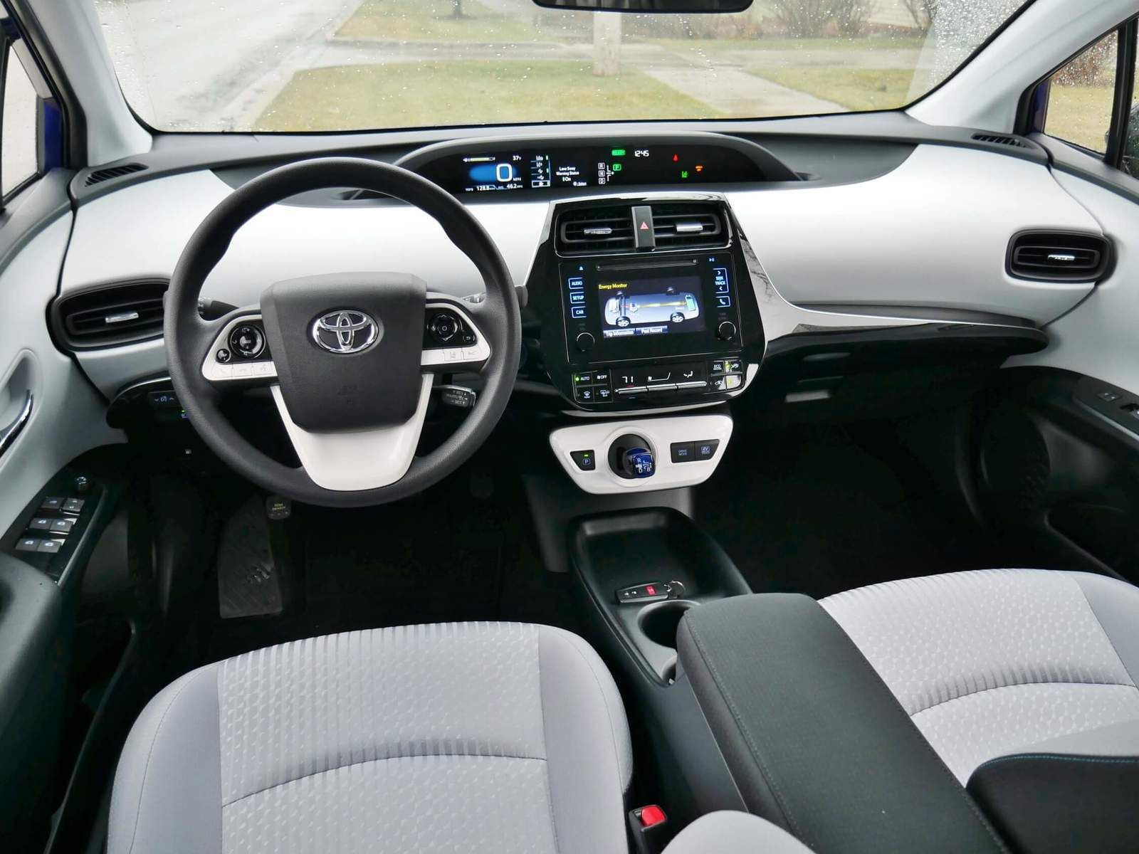 2017 Toyota Prius Two Eco Review World Car Brands Toyota