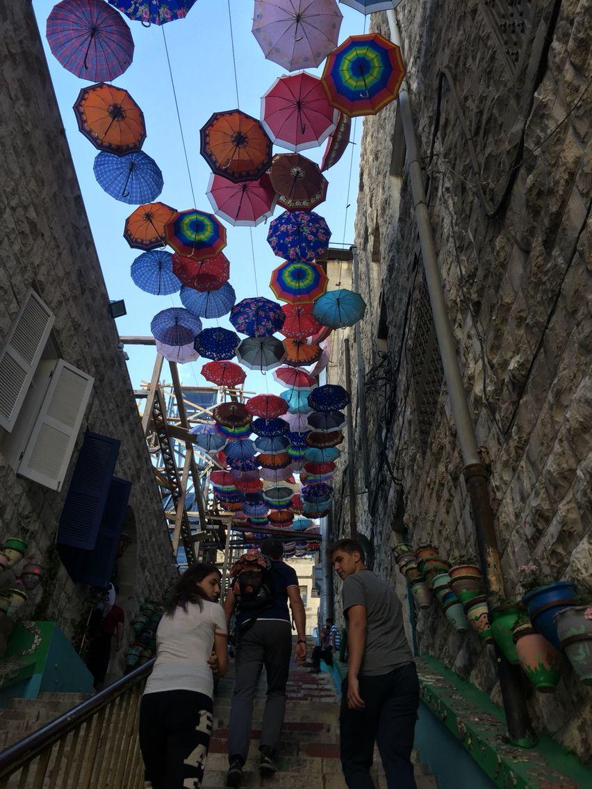 Walking to Rainbow Street Amman Jordan | Around the world ...