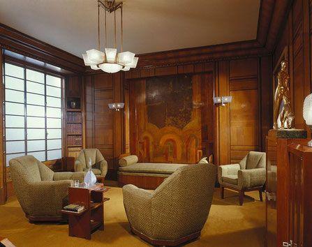 Klassisch wohnen mit Art deco Style: Art deco Wohnzimmer von ...