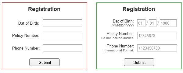 5 UX Tips for Designing More Usable Registration Forms - registration forms