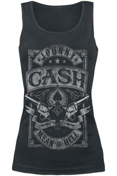 Mean As Hell af Cash, Johnny, M