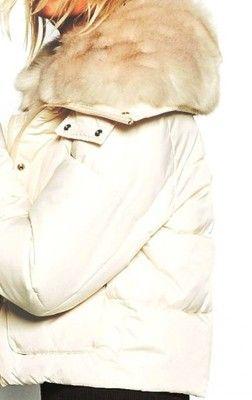 Zara New Lekka Puchowa Kolnierz Z Futerka M 38 Zara New Zara Winter Jackets