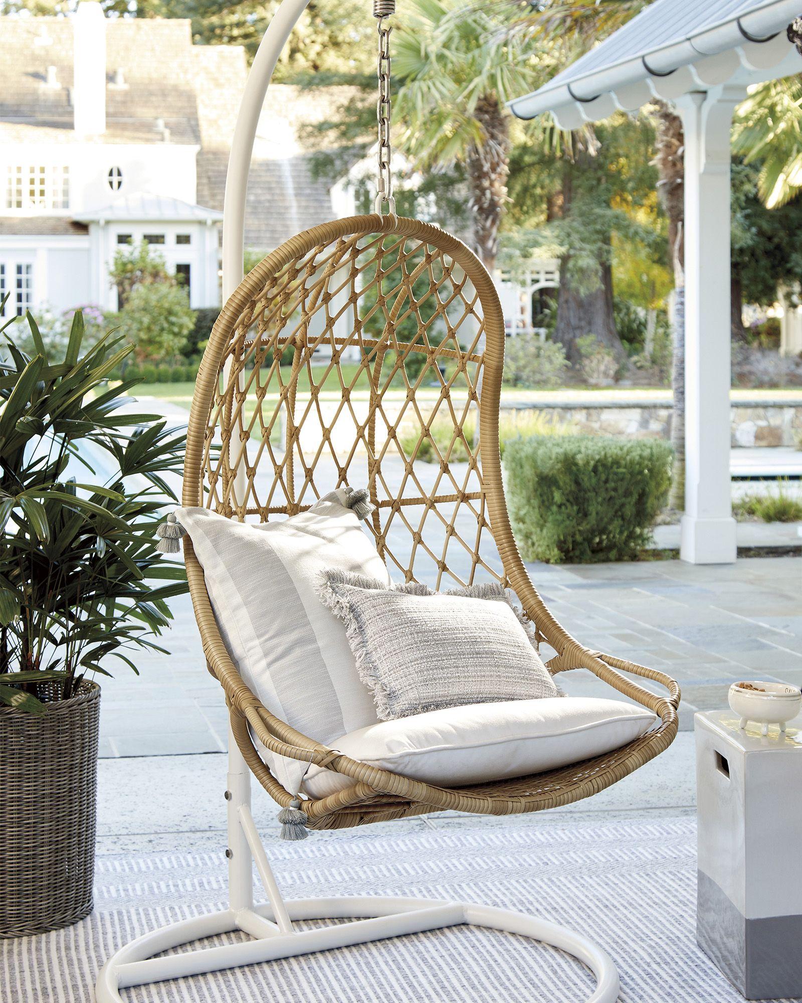 capistrano outdoor hanging chair