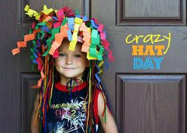 Image result for crazy hat day ideas #crazyhatdayideas