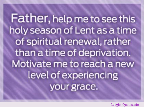 Image result for lent inspirational quotes