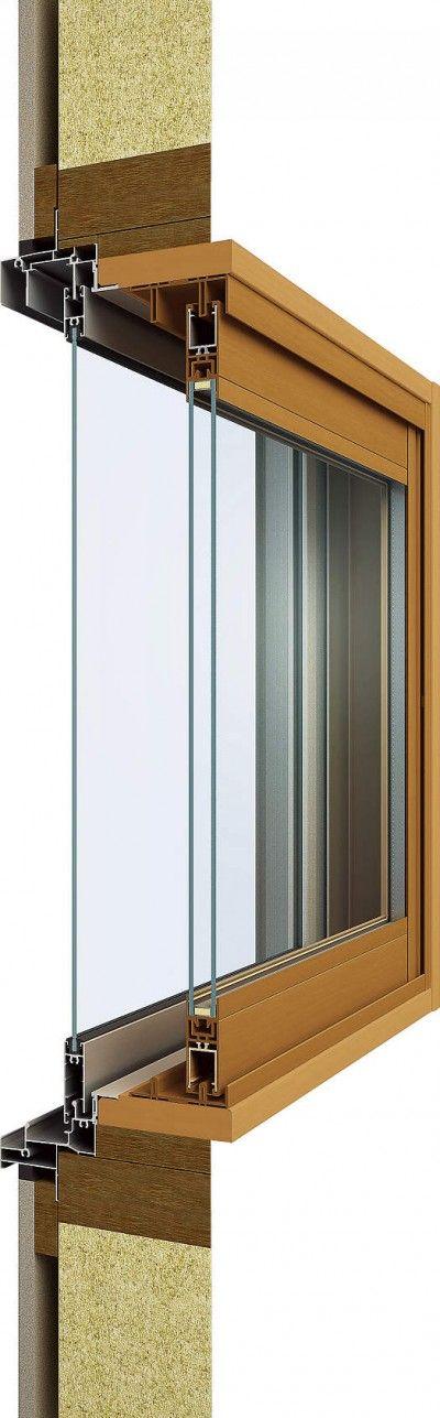 複層ガラス、断面図、室内側【2020】 | 窓 リフォーム, サッシ, 内窓