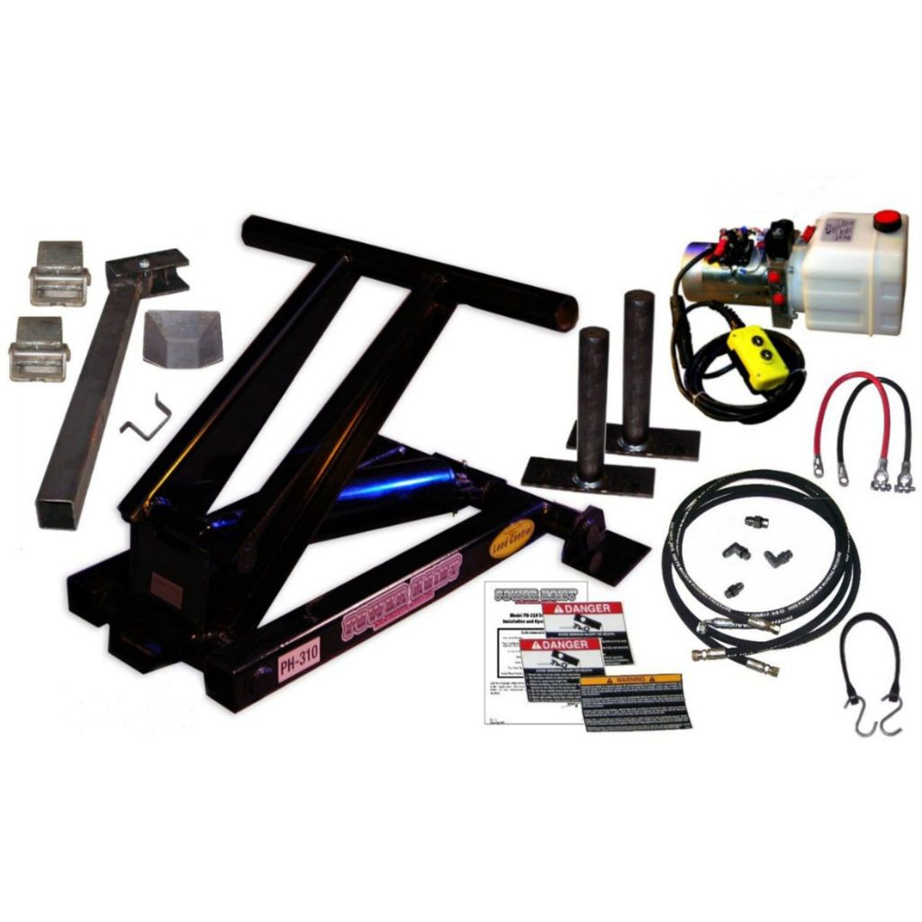 3 Ton Hydraulic Scissor Hoist Kit Ph310 Perfect For 8 10