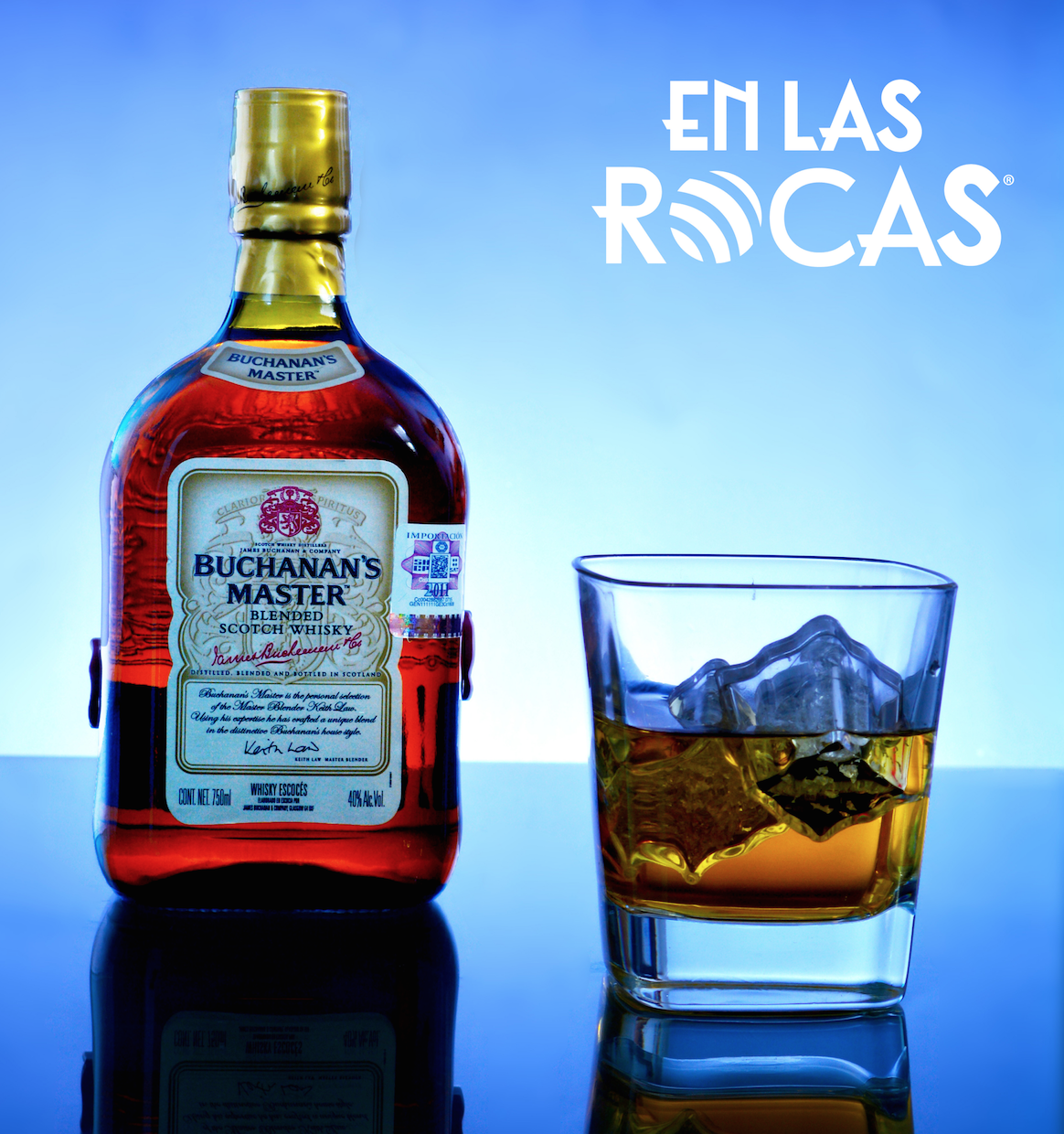 #Alcohol #EnLasRocas #Buchanans