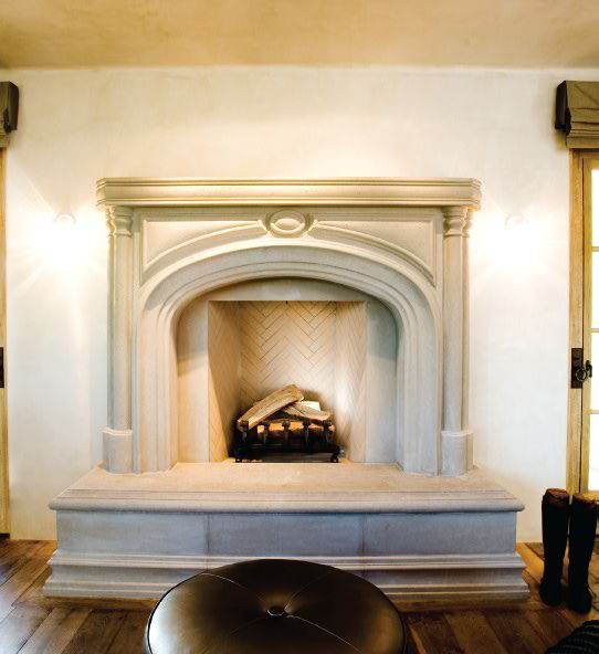 Caesar Fireplace Mantel Adds Visual Appeal To Your Decor Find