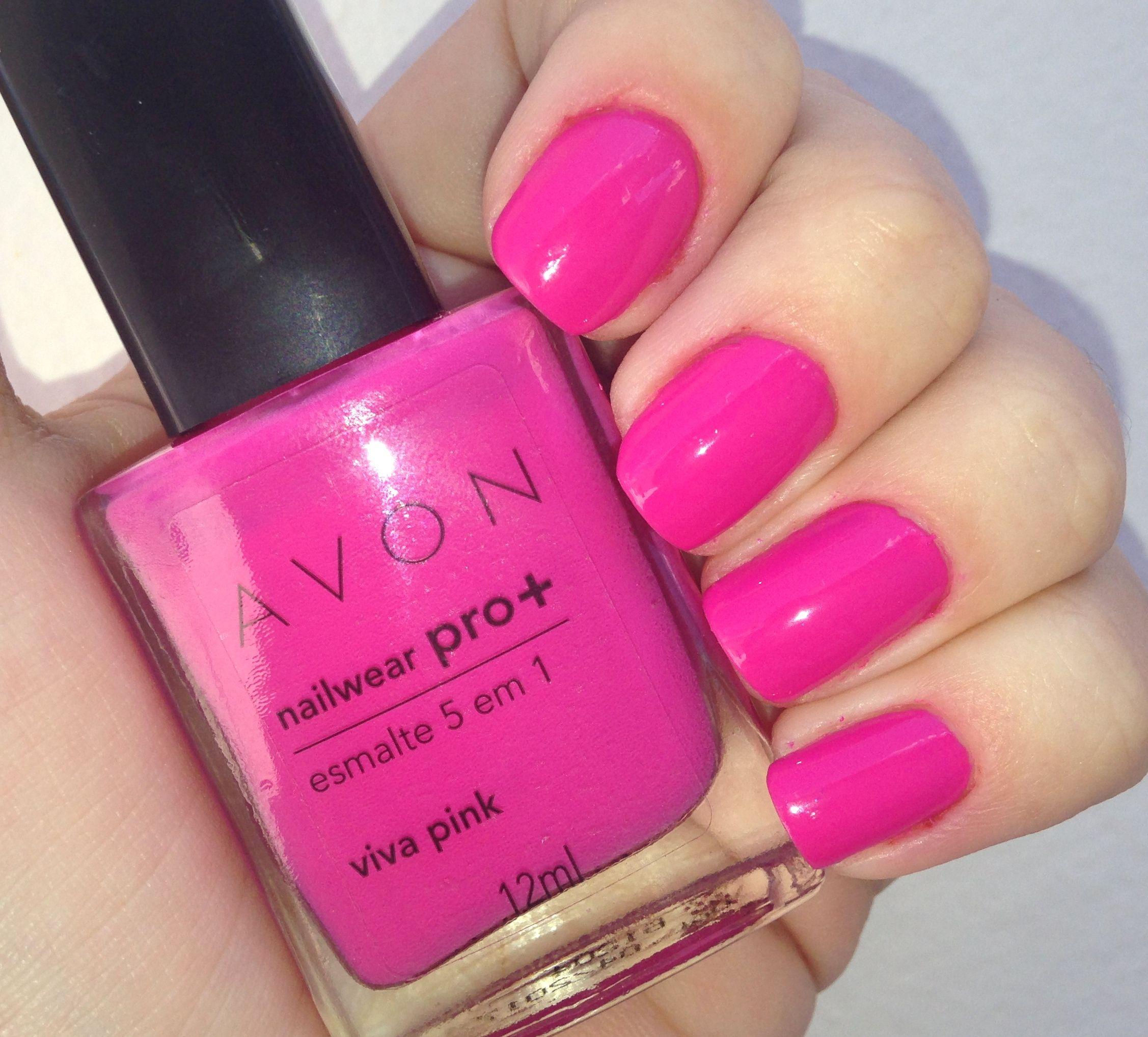 Esmalte Avon Viva Pink - Pesquisa Google