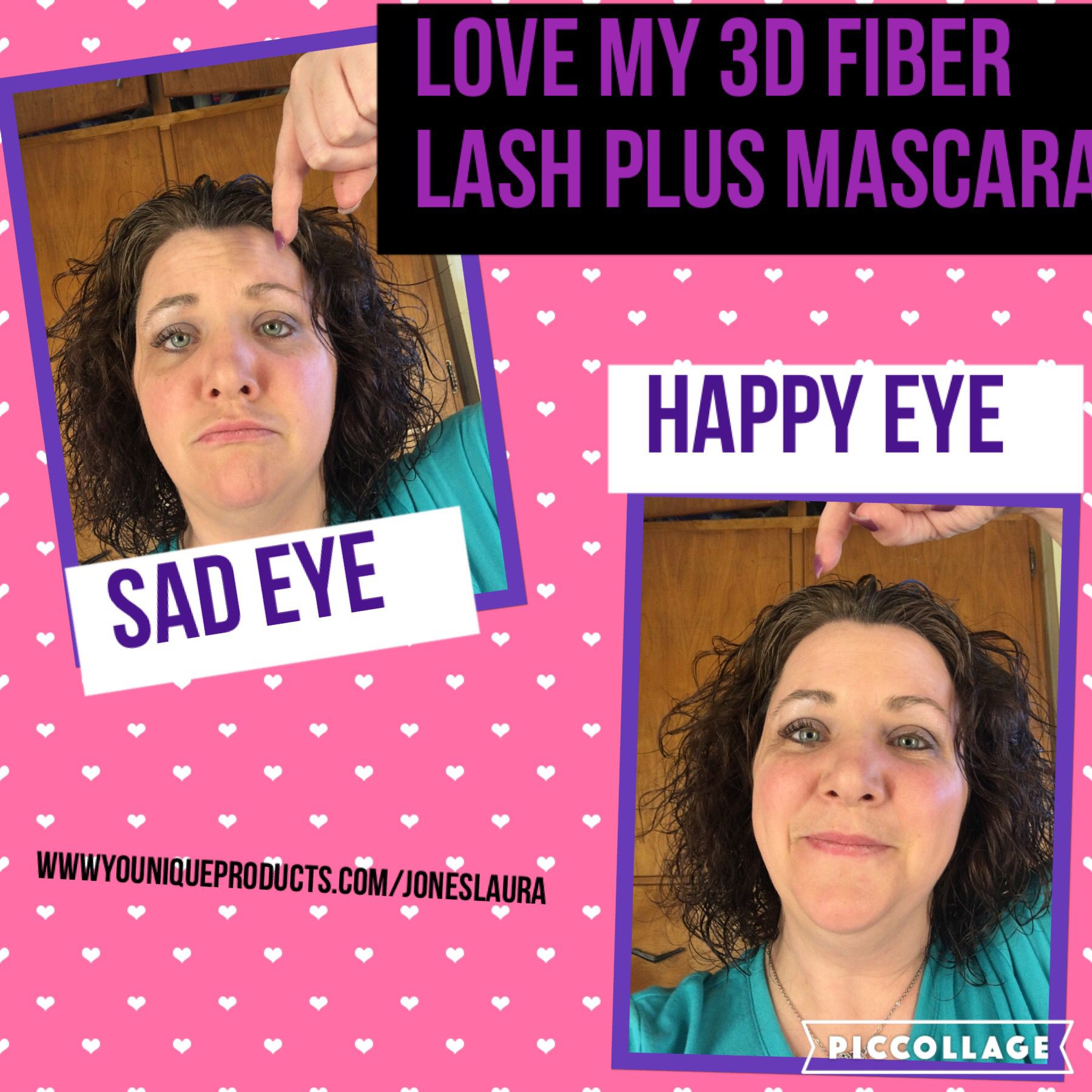 Ask me how to get your happy eyes today www.youniqueproducts.com/joneslaura