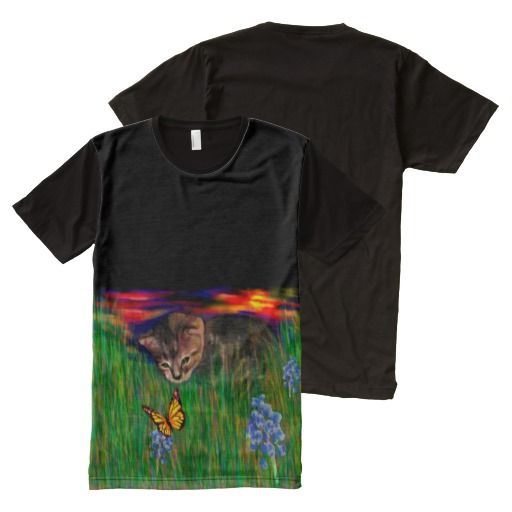 Sunset Nature Discovery Shirt