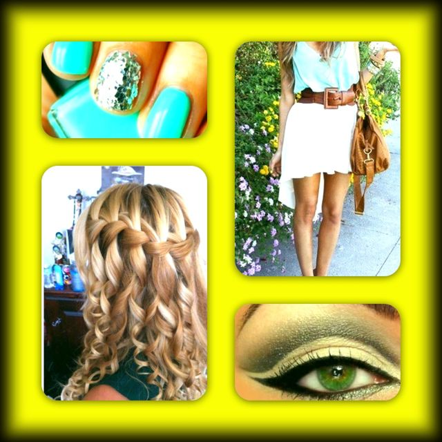 I would love to have this outfit and all else that comes with it !!:)