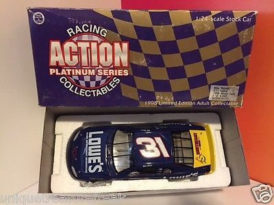 Mac Tools Diecast Model Car In Box Action Mike Skinner Lowes 31