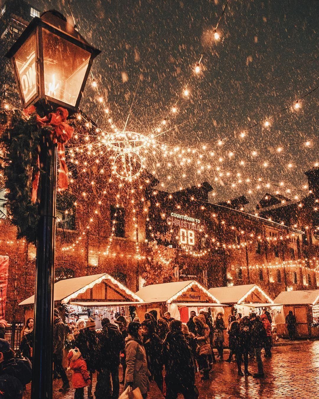 12 Cosas Gratis Que Hacer En Toronto Para Noviembre Vacances Canada Esthétique De Noël Locations Vacances